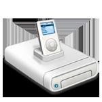 iPod  music drive