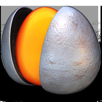new egg 3D