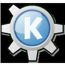 kmenu blue