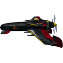 Crimson4 avion