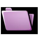 folder violet