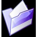 folder2 violet