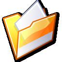 folder2 yellow