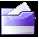 folder3 violet