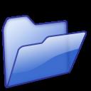 folder slin open