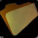 folder blank closed