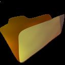 folder blank open