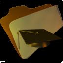 folder school
