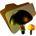 folder shroomin