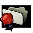Folder Seal