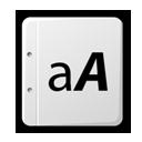 gnome mime application x font afm