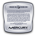 Mercury Readme Document
