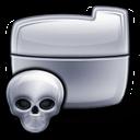 Skull  System Folder