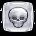 Skull Document Closed