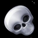 Skull Trash Empty 2