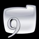 System 9 Folder