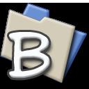 B folder nila f
