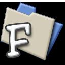 F folder nila f