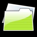 Folder Lime