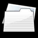 Folder White