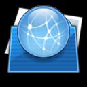 Internet Electric Blue