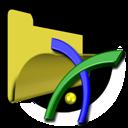 Handspring Folder