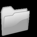 Closed Folder grey