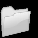 Closed Folder light grey
