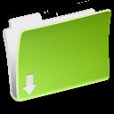 folder drop