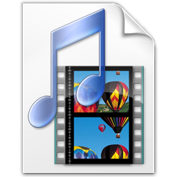 music movie file