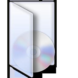 VistaDisc Glass folder